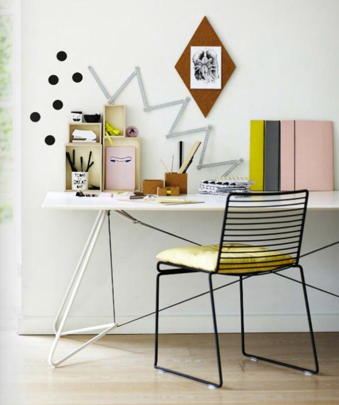 søstrene grene, kontor, indretning, interiør, design, workspace, office, colourfull ink, blog, aarhusblog
