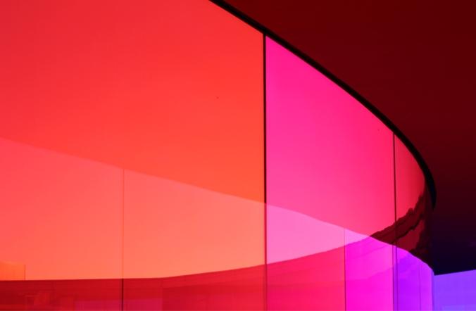 aros, kunstmuseum, rainbow, your rainbow panarama, aarhus, colourfull ink, aarhusblogger