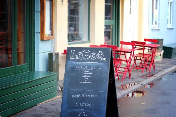 lecoq, aarhus, frokost, håndmadder, colourfull ink, aarhusblogger