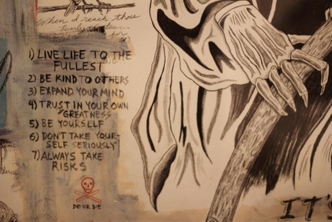 aros, kunstmuseum, aarhus, colourfull ink, aarhusblogger